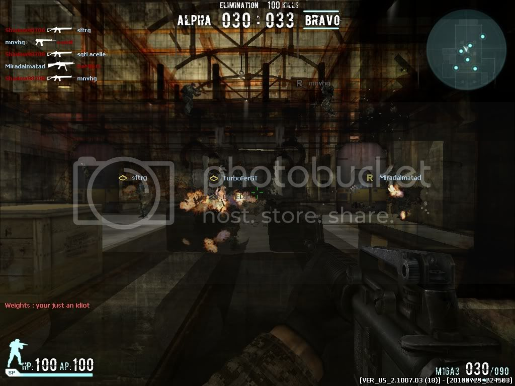 Combat Arms MrSkafighter Hotkey Chwats Version 3.0 Cheats
