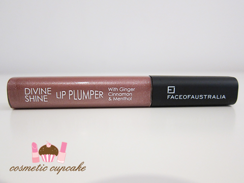 Face of Australia Divine Shine Lip Plumper