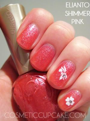 Shimmer pink