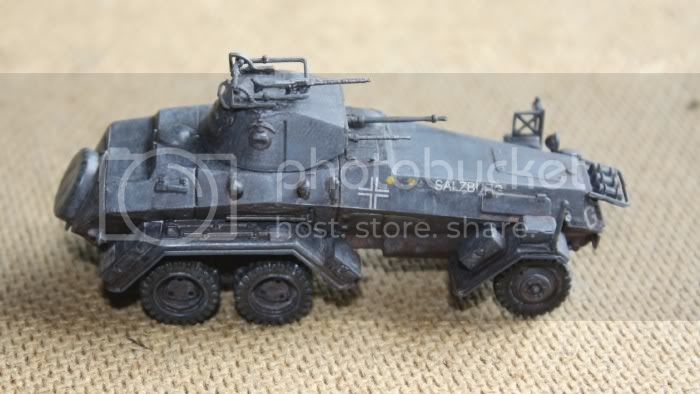Sdkfz 234 - 1:72 Italaeri.